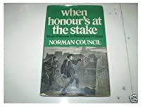 When Honour's at the Stake