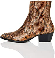 find. Women's Unlined Leather Western Ankle Boots