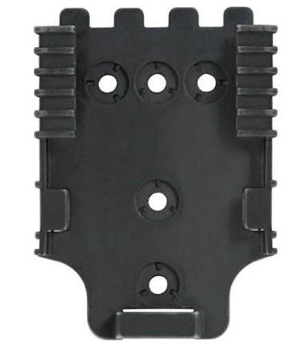 Safariland QLS22 Quick Duty Receiver Plate Locking System (Black)