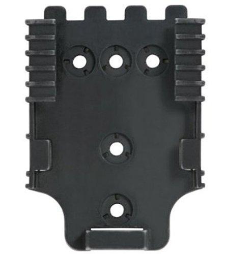 Safariland Herren 6004-22-2 Platte, schwarz
