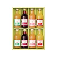 長野県産 果汁100%ジュース詰合せ HM-8