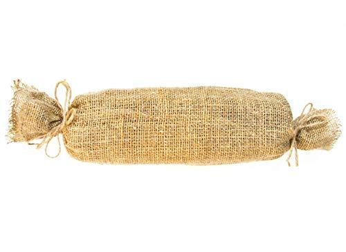 Floranica® Rankhilfe, Rankgitter, Rankleiter aus gekochter natürlicher Weide und Juteschnur bedenkenlos für Gartengemüse und Tiere, Länge: 200 cm, Breite:50 cm - 5