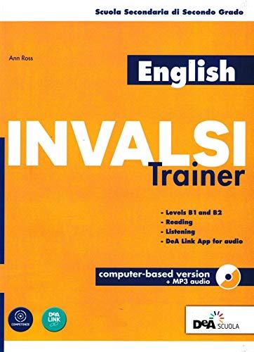 English INVALSI Trainer. Per le Scuole superiori. Con CD-Audio formato MP3