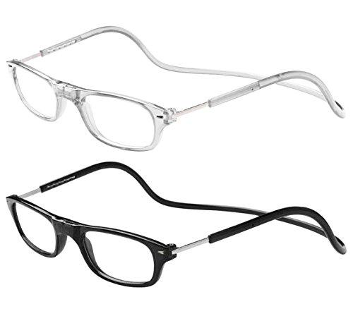 TBOC Pack: Gafas de Lectura Presbicia Vista Cansada – (Dos Unidades) Graduadas...