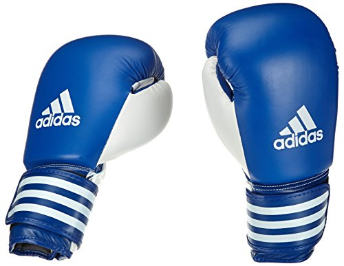 adidas Boxhandschuhe Ultima, Blau, 14, ADIBC02