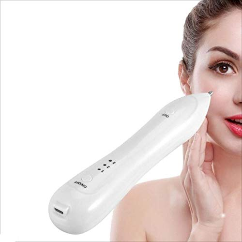 Masajeador facial Dark Spot Remover USB lápiz láser de plasma facial retiro de la peca verruga Productos de salud dispositivo for el cuidado de la belleza