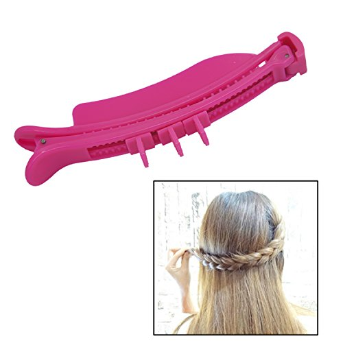 Élégant Clips En Plastique DIY Braider Cheveux Tresse-outils pour femme