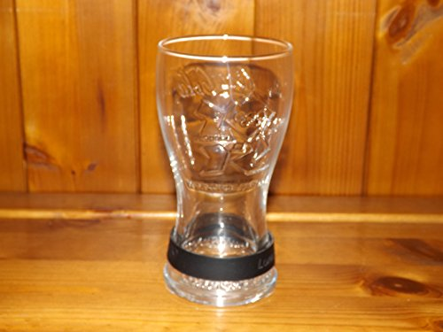 McDonalds Verzamelbare Olympische Spelen van Londen 2012 Glas met ZWART BAND