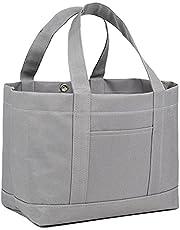 (SOWAKA) トートバッグ 小さめ レディース 目隠し 仕切り 自立 ミニトートバッグ ミニトート ランチバッグ ミニ トート バッグ