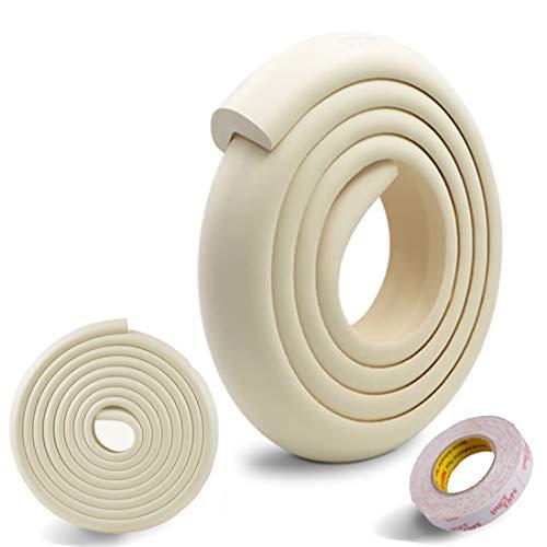 Kinderbeveiliging randbescherming | Edge bescherming voor tafel en meubels hoeken geurloos dikke tafelrandbescherming voor baby's en kinderen