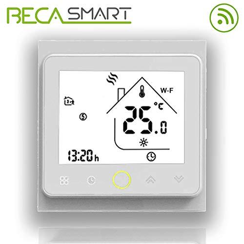 BECA 002 Serie 3/16A Pantalla táctil LCD Agua/Calefacción...