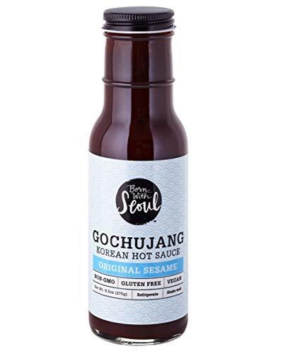 Born With Seoul - Original Sesame Gochujang - 9.5 oz