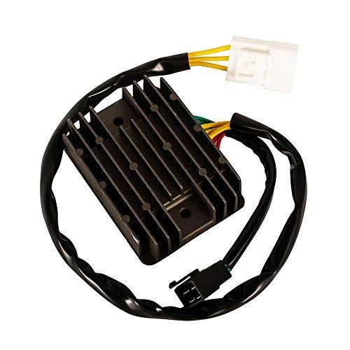 Reguladores y rectificadores de Voltaje Regulador de Voltaje de Motocicleta Rectificador 12V para A p r i l i a RSV4 R 1000 1000RR RF 1000 1000 APRC Factory ABS