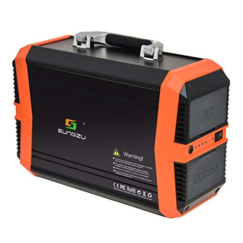 SUNGZU Portable Power Station 1000W Power Supply, Generator for Outdoors Camping CPAP Power Outages Emergency (SKA1000)