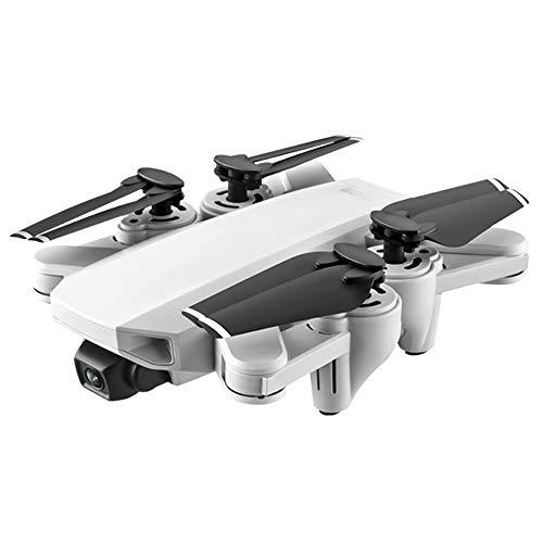 ODOMY Drone GPS 4K 5G Telecamera Professionale con Grandangolare Regolabile Camera HD Dual WiFi FPV, Mini Drone Pieghevole (Due batterie)