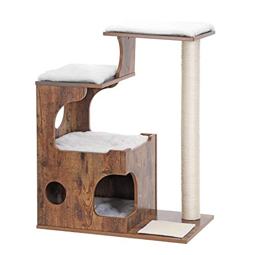 FEANDREA 34.6 inches Cat Tree