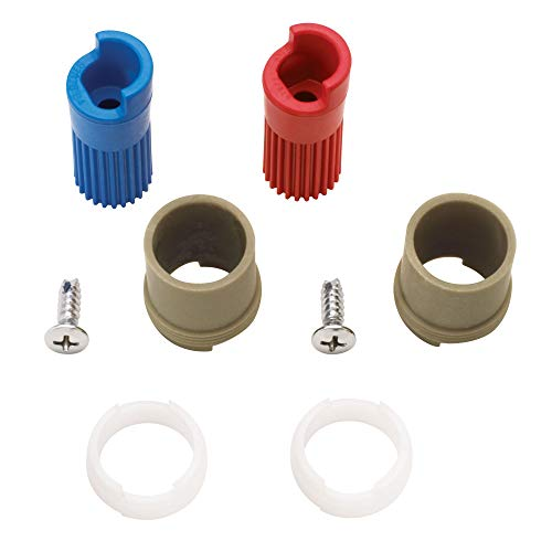 MOEN 97479 Monticello Widespread Bathroom Sink Faucet Replacement Stem Extension Kit, or Unfinished