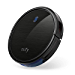 eufy Boost IQ RoboVac 11S (Slim), 1300Pa Strong Suction, Super Quiet, Self-Charging Robotic Vacuum Cleaner, Cleans Hard Floors to Medium-Pile Carpets (Black) (Renewed)