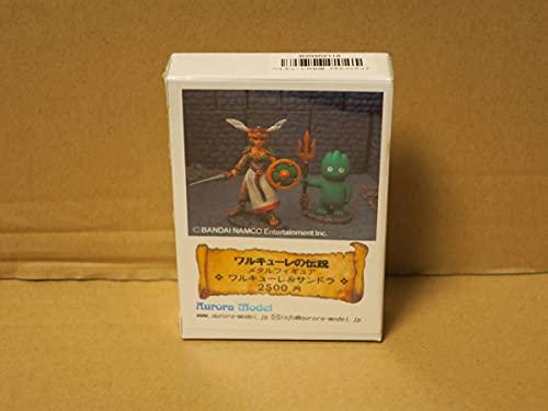 オーロラモデル ワルキューレの伝説 メタルフィギュア NAMCO ナムコ