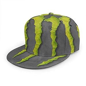 Monster Energy モンスターエナジーフラットつばキャップ野球キャップサンシェードUV保護ゴルフテニス屋外釣りハイキング登山旅行調節可能なユニセックス One Size
