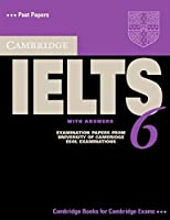 Cambridge IELTS 6. Self-study Pack mit CDs: Examination Papers from University of Cambridge esol Examinations