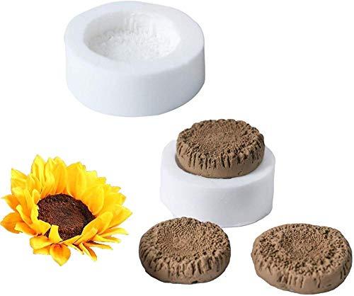 Bakvorm Muffin Cupcake Tins Moulds Chocolade Zoete Mallen G G W 1 STKS Zonnebloem Stamen Cup Cake Decorating Mould voor Soaps Candy Chocolade Gummies Klei maken Cake Mallen Bakken Mallen Keuken Acces