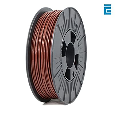 ICE FILAMENTS ICEFIL3PLA122 PLA Filament, 2.85 mm, 0.75 kg, Barbaric Brown
