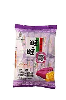 Want Want Shelly Senbei Sweet Potato Rice Crackers 56 g (B07PV1JC37)   Amazon price tracker / tracking, Amazon price history charts, Amazon price watches, Amazon price drop alerts
