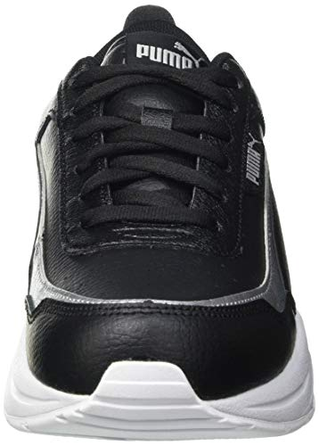 Puma Cilia Mode Lux, Zapatillas Mujer, Negro, 38 EU