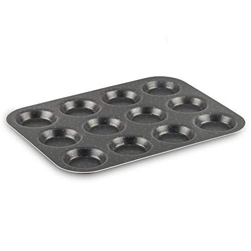 Tefal j1602802Success Platte 12Fingerabdrücke Aluminium schwarz 30x 23x 1,5cm