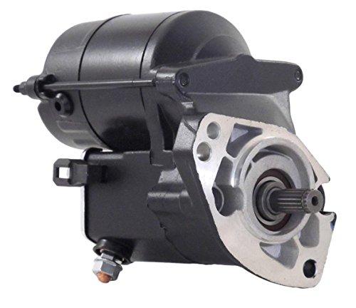 Rareelectrical NEW STARTER MOTOR COMPATIBLE WITH HARLEY DAVIDSON FLSTN FLSTS FLSTSC FLSTSI HERITAGE SOFTAIL 3155394 3155999A 2280002550 2280002552