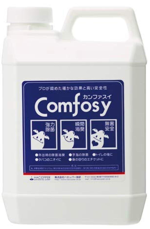 カンファスイ ノズル付 2Lボトル 詰替用 200ppm(正規品)