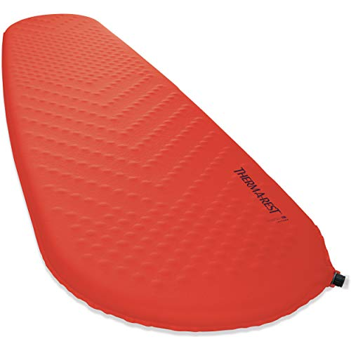 Therm-a-Rest Prolite Damen Ultraleichtes selbstaufblasendes Backpacking Pad mit WingLock Ventil