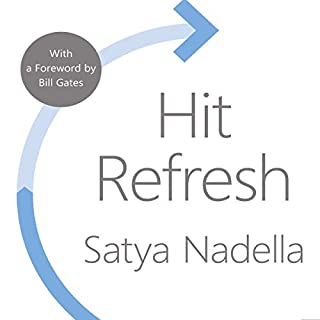 Hit Refresh Titelbild