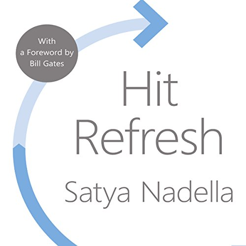 Hit Refresh  By  cover art