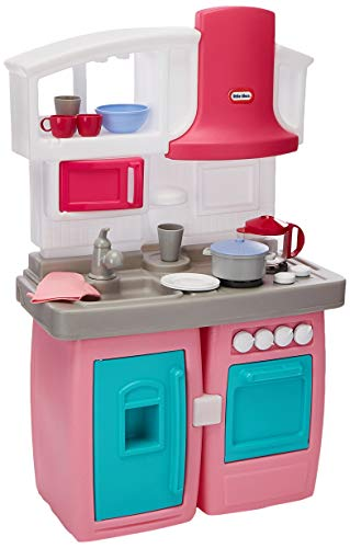 Little Tikes Bake 'n Grow Kitchen, Multicolored