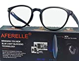 Aferelle® Premium Blue Ray Cut Lens UV420 With Anti-reflection Round Frame For All