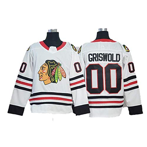 Chicago Blackhawks Hockey Jerseys Jersey, Griswold # 00, NHL Men Sweatshirts Men, T-Shirt Apparel