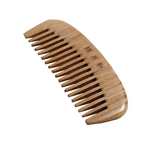 Prévenir le peigne antistatique de perte de cheveux