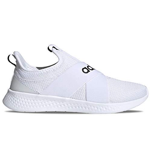 adidas Puremotion Adapt, Zapatillas de Running Mujer, FTWBLA/NEGBÁS/GRIPAL, 36 EU