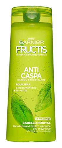 Garnier Fructis Anticaspa Champú Pelo con Caspa - 360 ml