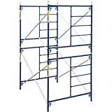 Metaltech Safertstack Double Lift Scaffold - Set of 2, 5ft. x 10ft. x 10ft. Model Number M-MFC51010