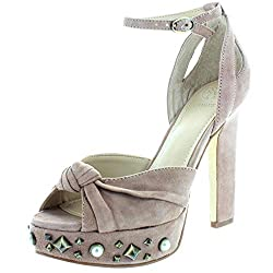 which is the best guess platform heels in the world