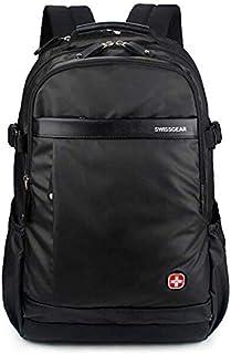 Men's Casual Business Travel Backpack, USB Charging Computer Bag 15.6-inch Laptop Bag, Laptop Backpack
