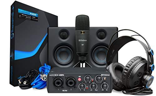 migliori home recording bundle