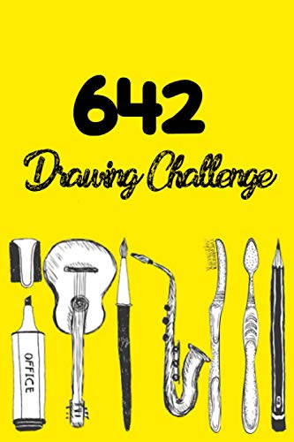 642 Drawing Challenge: : Draw What You are asked (volume 2)