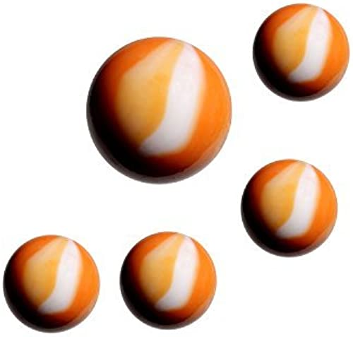 Compra calidad 100% autentica WeGlow International International International T-Rex Colorojo Marble Set - 10 Medium Marbles and 25 Small Marbles by WeGlow International  compra en línea hoy