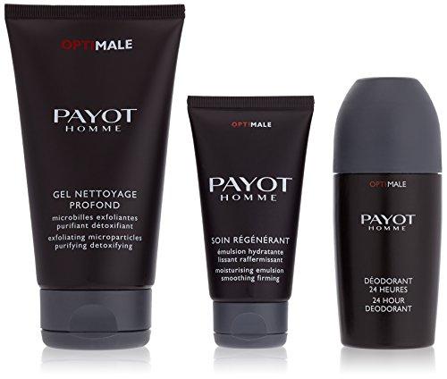 Payot Payot optimale set mineral energy for men 3 hochwertige pflegeprodukte für den mann