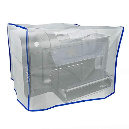 BeMatik - Funda Protectora de Polvo Cubierta para Impresora láser Universal 480 x 480 x 330 mm