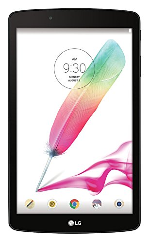 LG G Pad F 8.0 16GB (2nd Gen) GSM Wi-Fi android tablet PC 8 inch display built in stylus pen (Silver)